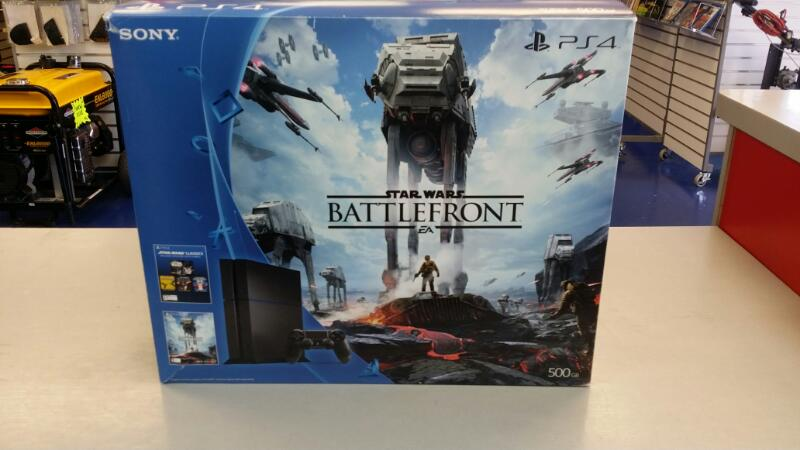 BATTLE FRONT SONY PLAYSTATION 4
