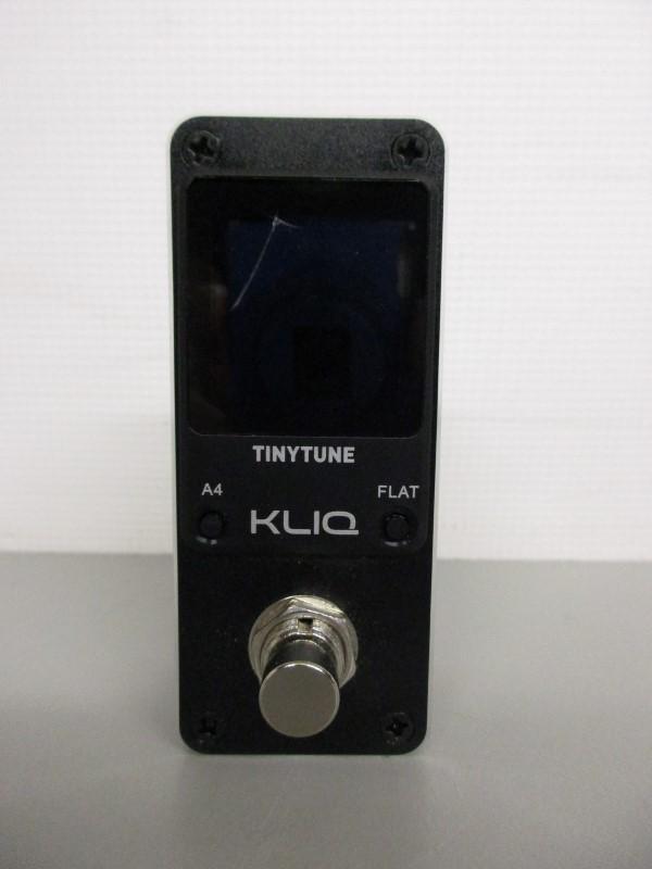 KLIQ TINYTUNE GUITAR TUNER