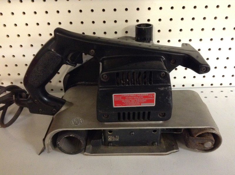 CRAFTSMAN Belt Sander 315.11782