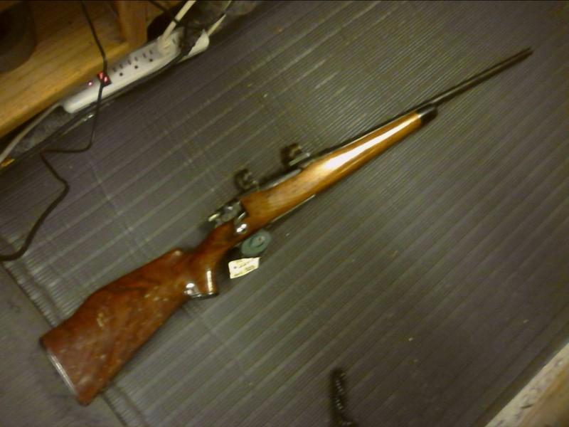 EDDYSTONE Rifle 1917 30-06