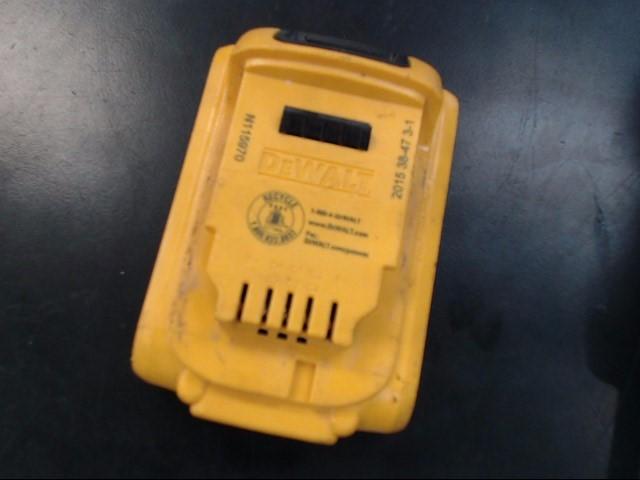 DEWALT battery dcb203