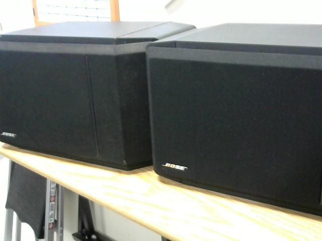 BOSE Speakers/Subwoofer 301 SERIES IV