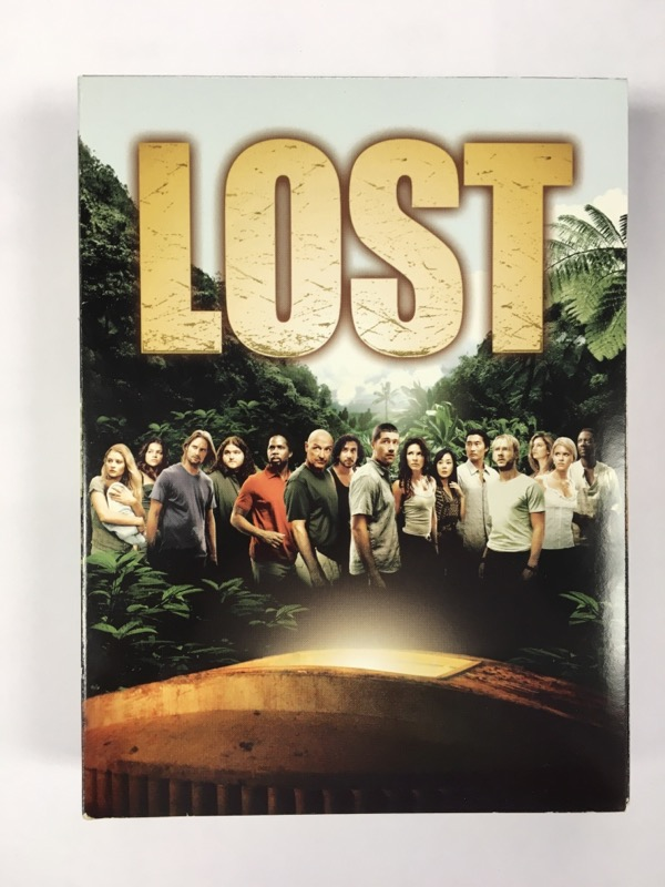 Lost: The Complete Second Season -The Extended Experience -(DVD, 2006)