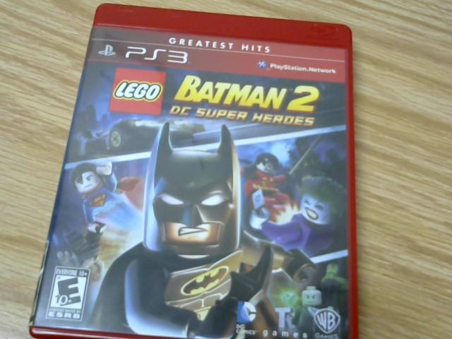 SONY Sony PlayStation 3 Game LEGO BATMAN 3