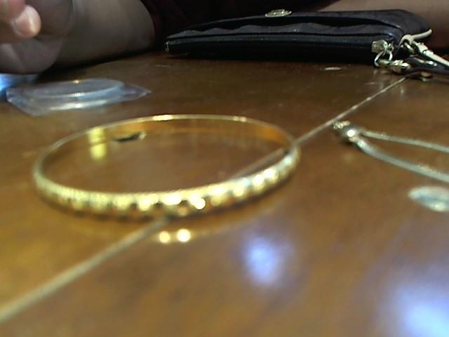 Gold Bracelet 18K Yellow Gold 8.9g