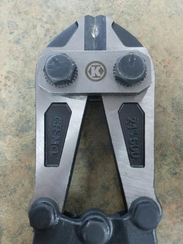 """KOBALT TOOLS Hand Tool 24"""" BOLT CUTTER"""