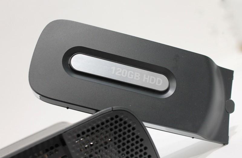 Microsoft Xbox 360 Elite 120GB External HD Video Game Console >
