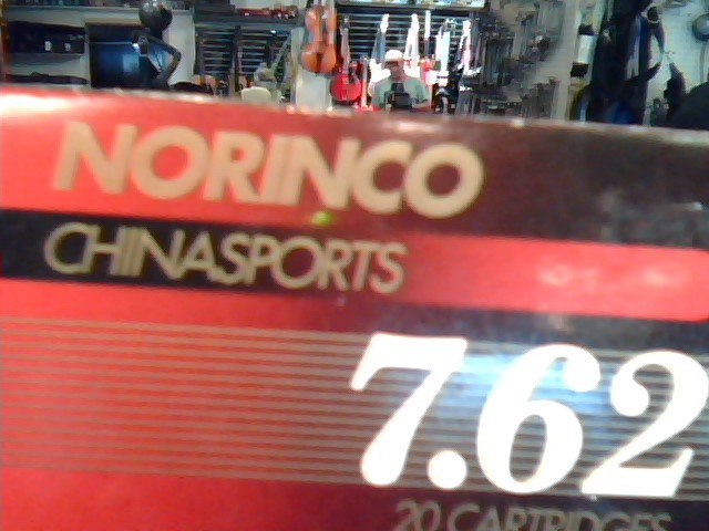 NORINCO Ammunition 7.62 X 39MM