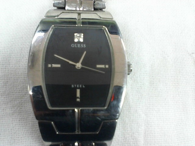 GUESS Gent's Wristwatch G95217G STEEL