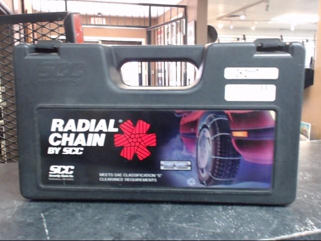 S C C Car/Truck Part RADIAL CHAIN