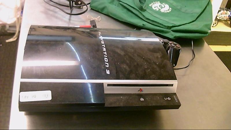 SONY PlayStation 3 PLAYSTATION 3 - SYSTEM - 80GB - CECH-K01