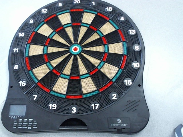 SPORTCRAFT Indoor Sports DART BOARD