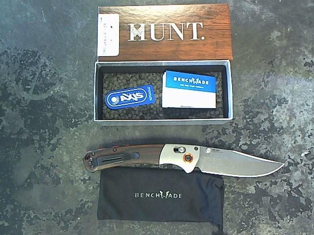 BENCHMADE Pocket Knife 15080-2