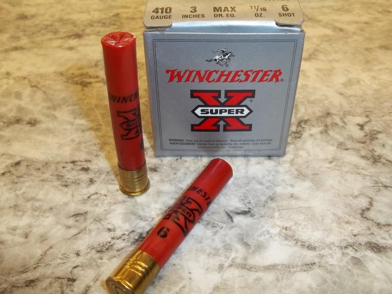 WINCHESTER SUPER X HIGH BRASS 410