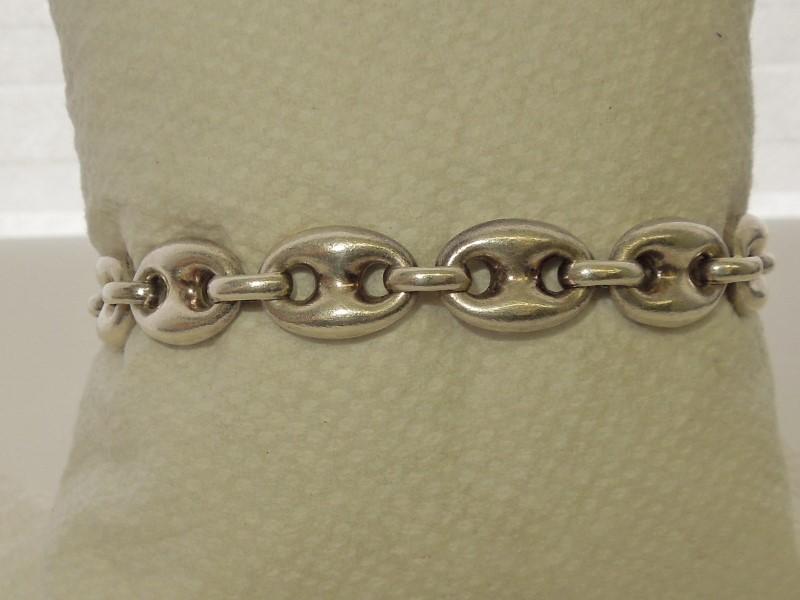 Silver Bracelet 925 Silver 28.6g