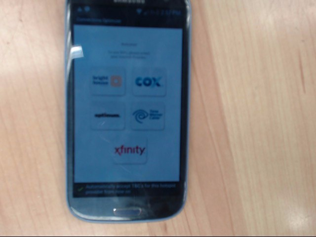 SAMSUNG Cell Phone/Smart Phone GALAXY SIII SPH-L710
