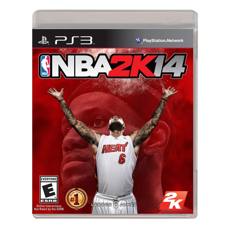 SONY Sony PlayStation 3 Game NBA 2K14