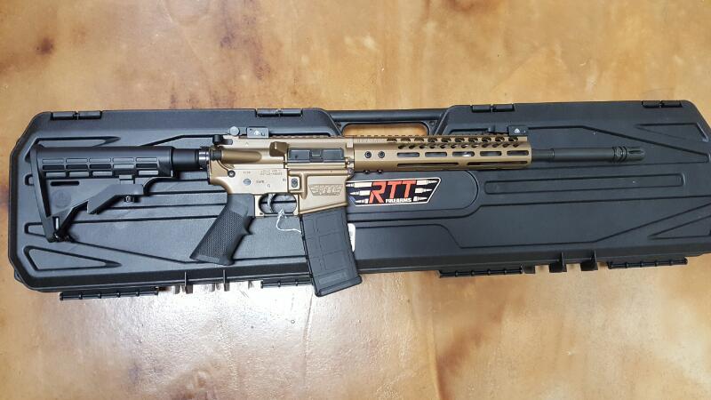RTT FIREARMS Rifle AR-15 (PATROL)