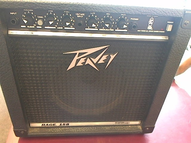 PEAVEY Electric Guitar Amp RAGE 158