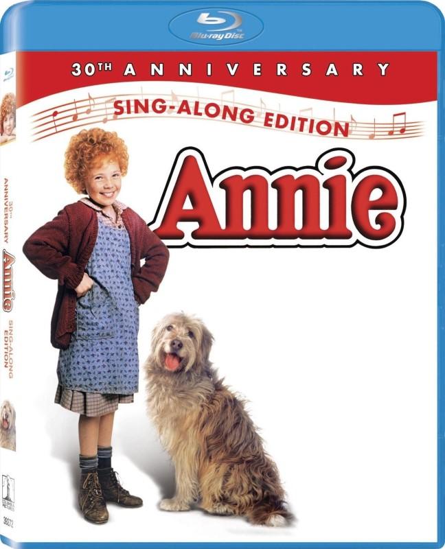 BLU-RAY  ANNIE: 30TH ANNIVERSARY SING ALONG EDITION (1982)