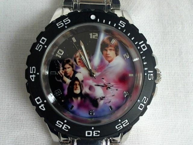 ACCUTIME Gent's Wristwatch STAR WARS