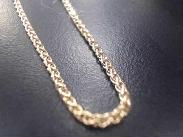 Gold Chain 10K Yellow Gold 5.6g