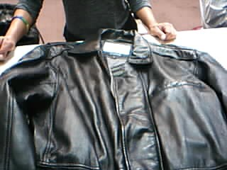 WILSONS LEATHER Coat/Jacket PELLE STUDIO