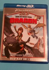 BLU-RAY 3D MOVIE Blu-Ray HOW TO TRAIN YOUR DRAGON 3D