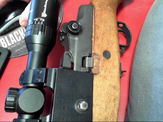 SPRINGFIELD ARMORY Rifle M1A-A1 SCOUT
