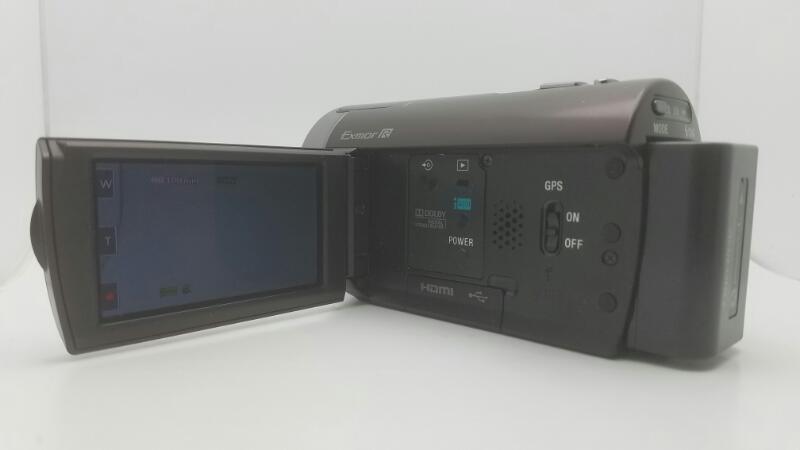SONY CAMCORDER HDR-CX350V