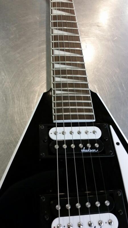 JACKSON GUITARS Electric Guitar RANDY RHOADS JS32T