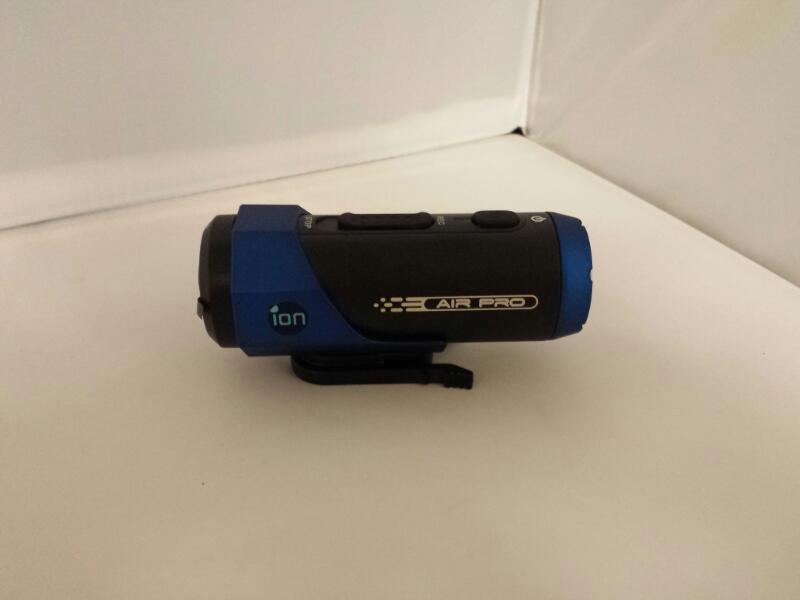 ION Air Pro 1014W 5MP 1080P HD Waterproof Sport Video Camera