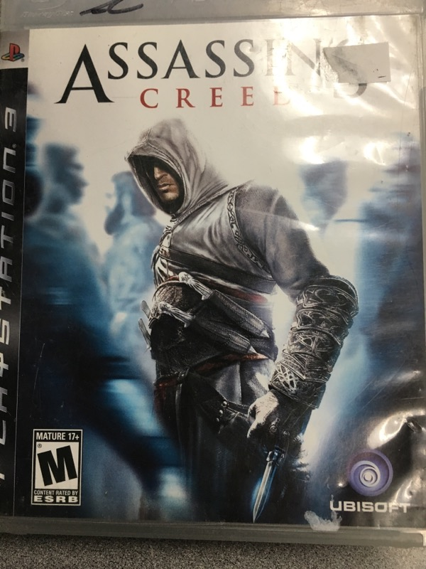 SONY Sony PlayStation 3 Game ASSASSINS CREED II