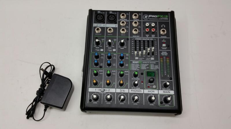 MACKIE DJ Equipment PROFX4V2