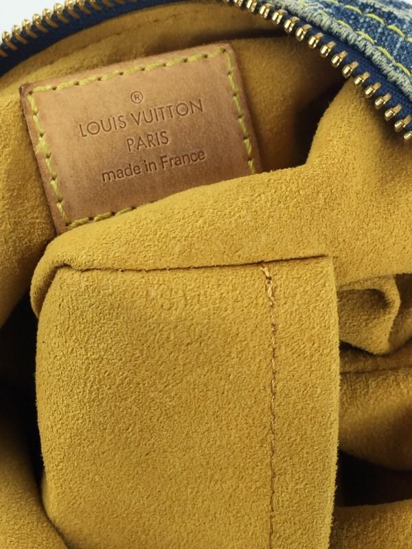 LOUIS VUITTON Handbag DENIM NEO SPEEDY HANDBAG