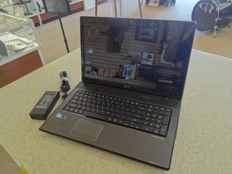 ACER ASPIRE LAPTOP WINDOWS 7, 3GB RAM, 146GB HDD
