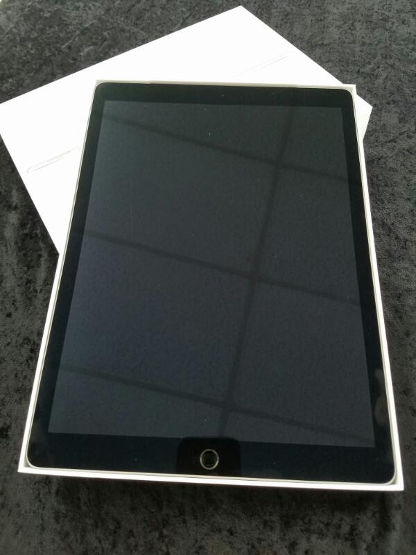 APPLE Tablet IPAD PRO ML3K2LL/A
