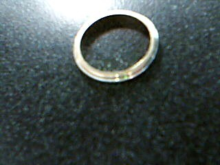 Lady's Gold Ring 14K 2 Tone Gold 2.15g