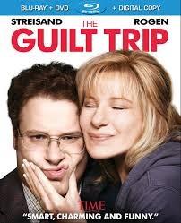 BLU-RAY MOVIE Blu-Ray THE GUILT TRIP
