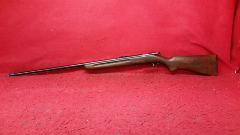 Winchester Model 67 Single Shot Rifle 22s/22l/22lr