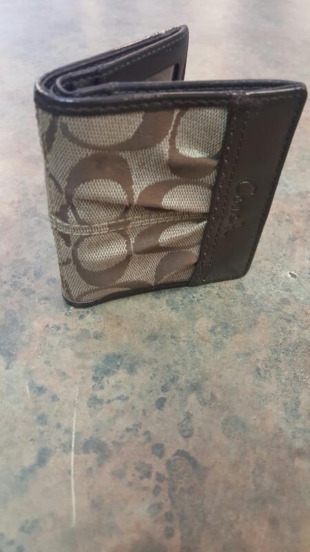 COACH Wallet BILLFOLD WALLET