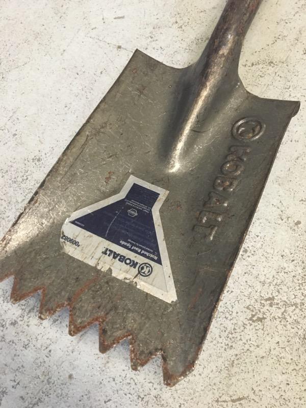 KOBALT TOOLS Miscellaneous Tool ROOF SPADE