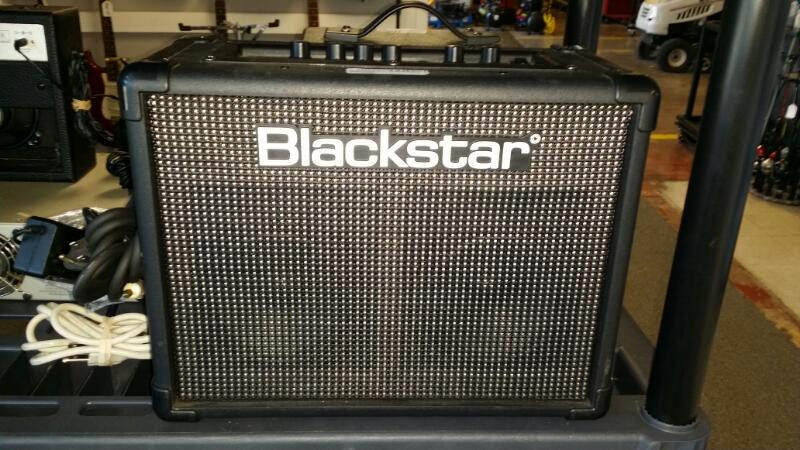 BLACKSTAR AMPLIFICATION Electric Guitar Amp ID CORE STEREO 20