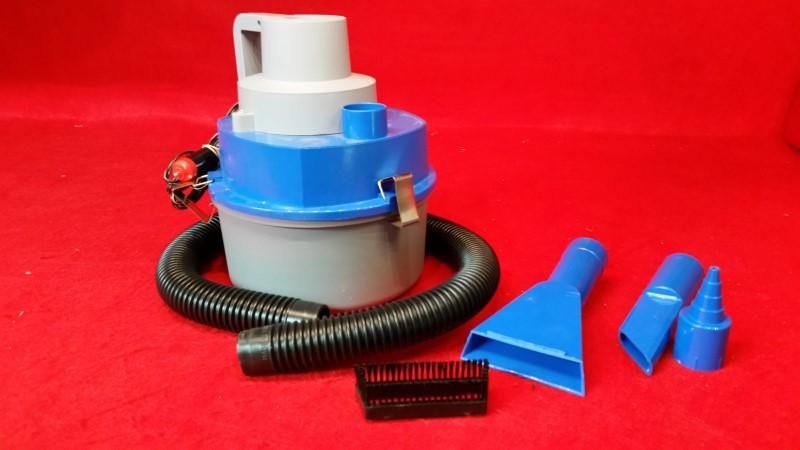 12v Wet/Dry Vacuum - Perfect for Cars Boats Trucks RV's & Vans