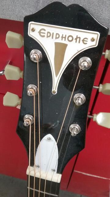EPIPHONE Acoustic Guitar PRO-1 VS