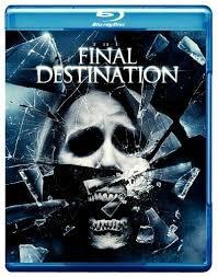 BLU-RAY MOVIE Blu-Ray THE FINAL DESTINATION