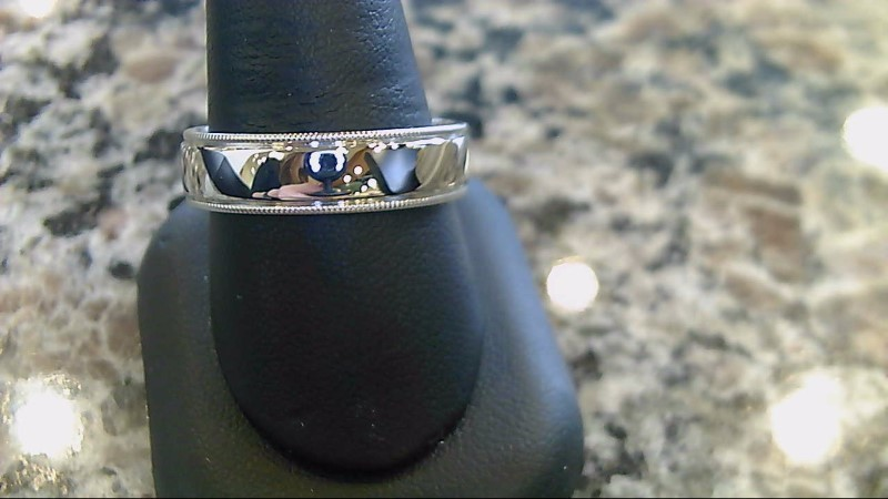 Gent's Ring Silver Stainless 5.8g