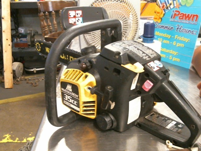MCCULLOCH Chainsaw MS1635
