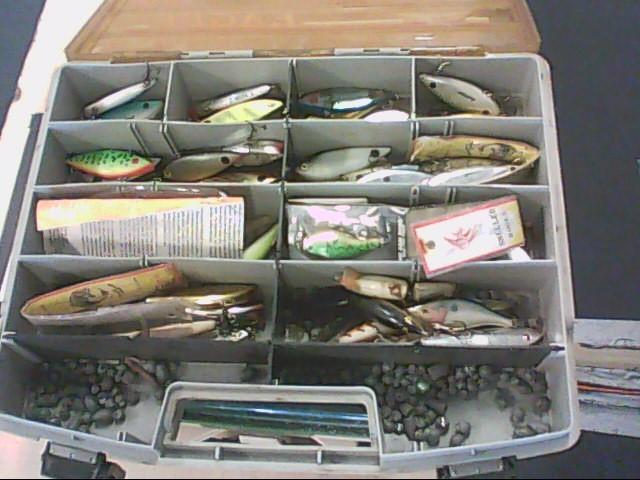 Fishing Tackle MISC. FISHING BOX