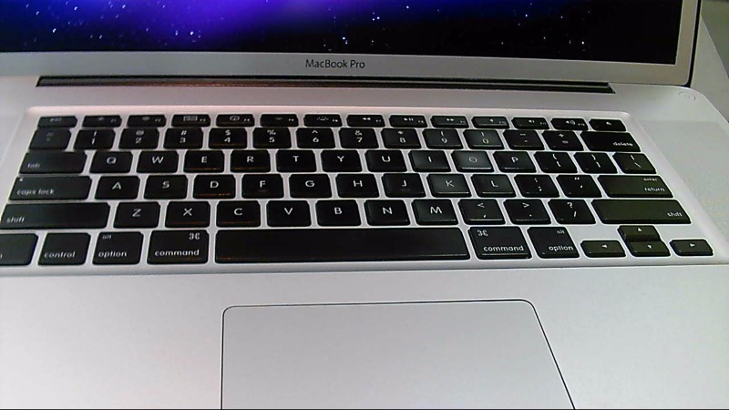 MacBook Pro 5,2 A1297 8GB RAM 500GB Intel Core 2 Duo 2.8 GHZ Laptop